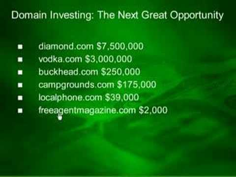 Domain Investing Club Introduction