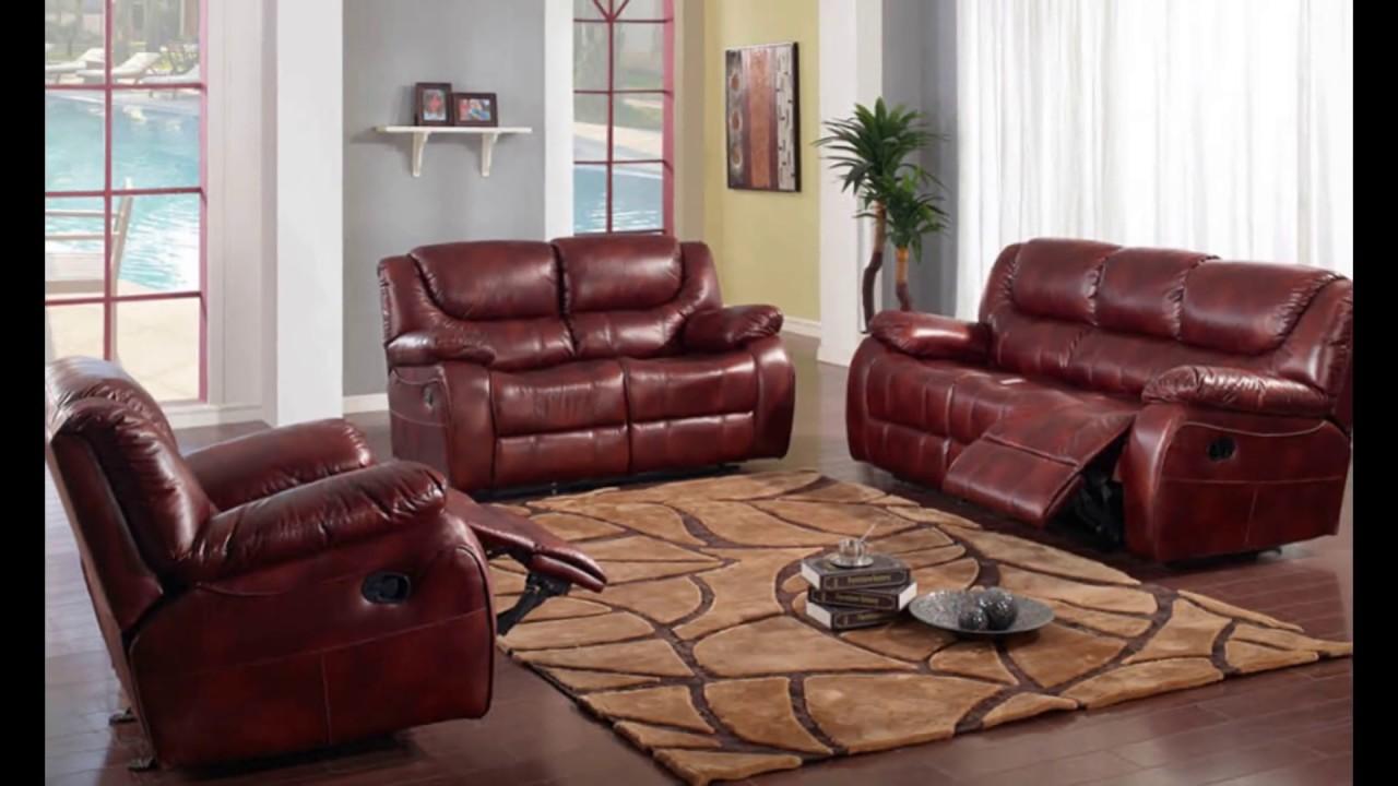 Sofa Minimalis Bahan Kulit Asli HP WA0819 0800 0122XL YouTube