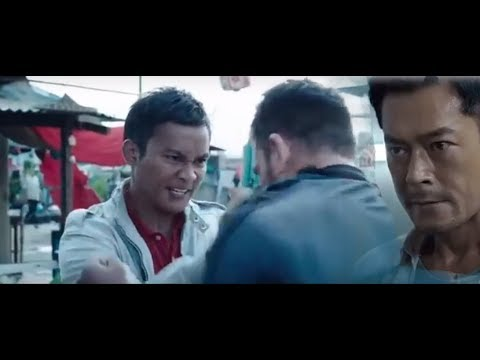 the best fight sense of Tony jaa in action movie 2018