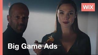 Wix Big Game Campaign | Director's Cut thumbnail