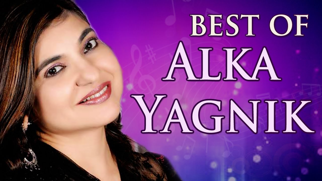 Alka Yagnik Hit Songs | VIDEO JUKEBOX | 90's Alka Yagnik Popular Hindi Songs {HD}