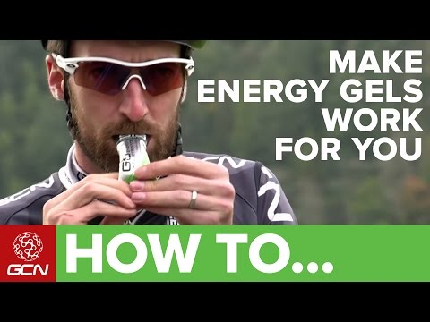 How To Make Energy Gels Work For You – Fuel Like A Pro Cyclist