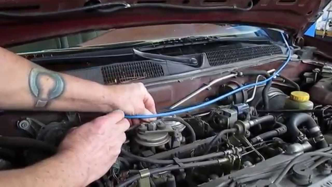 dynamic testing for egr failures on a nissan altima [ 1280 x 720 Pixel ]