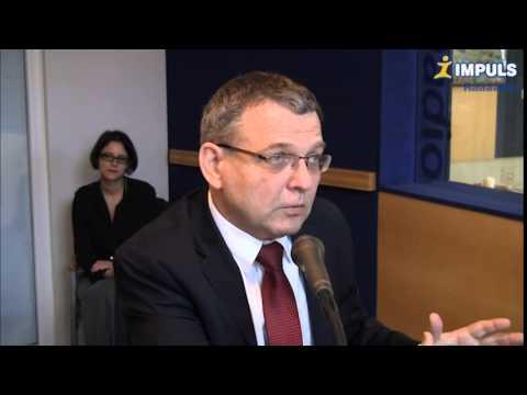 Lubomír Zaorálek pro Rádio Impuls: Ohrožují nás islamisté i ruské sankce!
