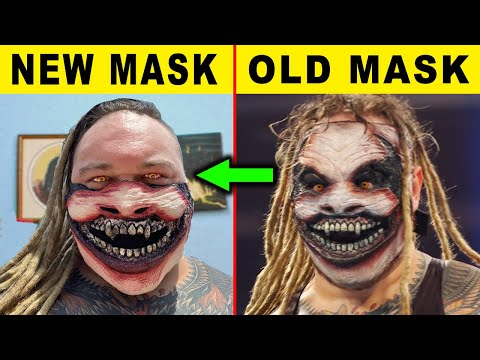 10 WWE Wrestlers Who Changed Their Mask or Look in 2020 - Bray Wyatt's New Fiend Mask Revealed