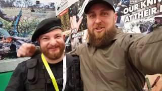 Стенд KIZLYAR SUPREME на IWA 2017