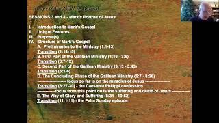 New Testament Survey - Session 4