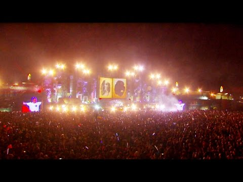 Armin van Buuren Live at Tomorrowland Brasil 2015