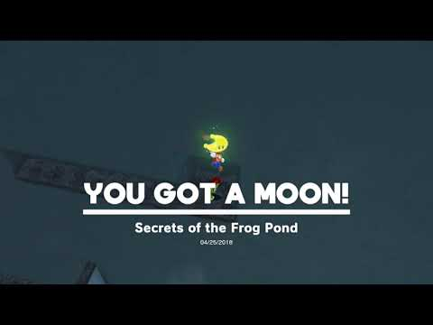 Looming Moons and Booming Balloons! (Super Mario Odyssey Post-Game/Luigi's Balloon World Part 2)