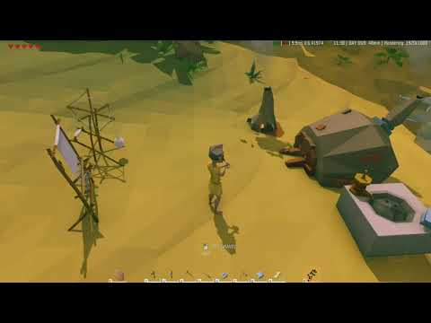 Ylands - Map, Foundry, Paper Press, Chemistry & Energy Bench