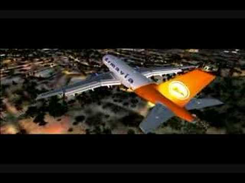 Armavia A319 Yerevan Approach