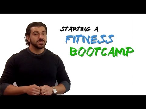Starting a Fitness Boot Camp Business