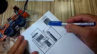 Controle PS2 sem fio usando Arduino #6