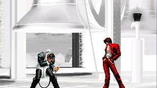 IORI VS KYO BLOOD