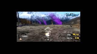 Motorstorm Artic Edge PSP