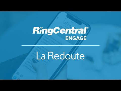 La Redoute Adopts Apple Business Chat With RingCentral Engage Digital