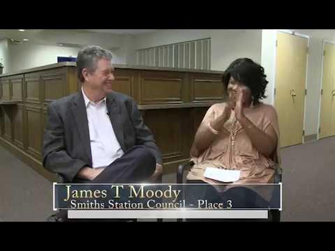 Spotlight On Lee County: James Moody