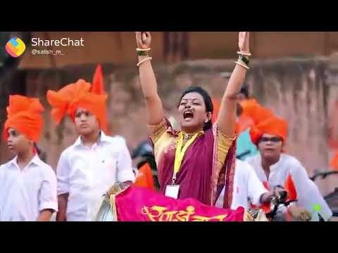 Jay Shivraj hai jay bhavani jay shivaji