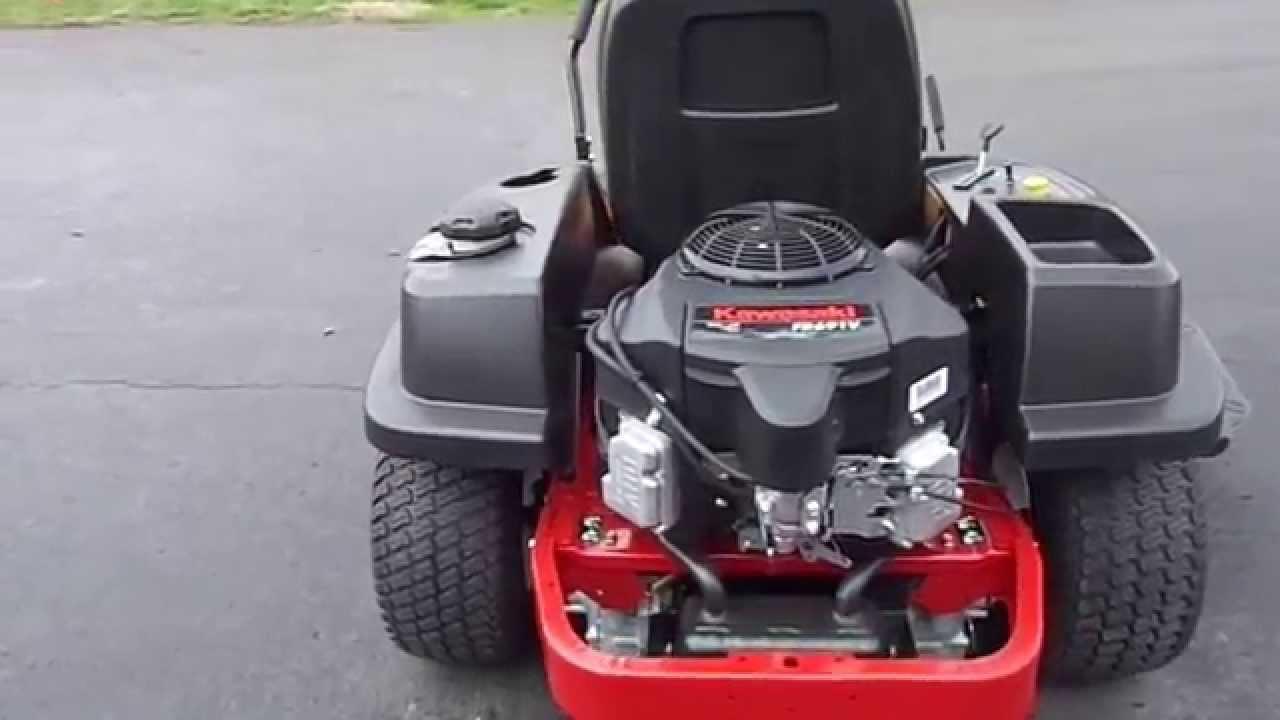 medium resolution of 50 toro timecutter ss5000 23 hp kawasaki engine zero turn lawn mower youtube