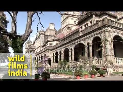 Viceregal Lodge : Heritage building from British Raj era in Shimla