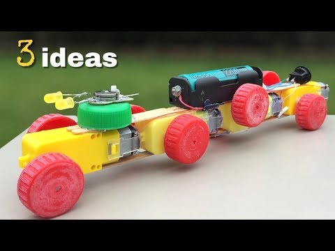 Download Youtube: 3 Amazing ideas or incredible DIY Toys