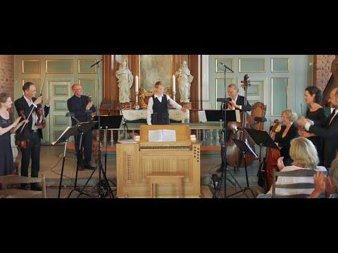 Alleluja (J.S.Bach) | boy soprano Aksel Rykkvin (13y), Mark Bennett & Lars N. Birkeland