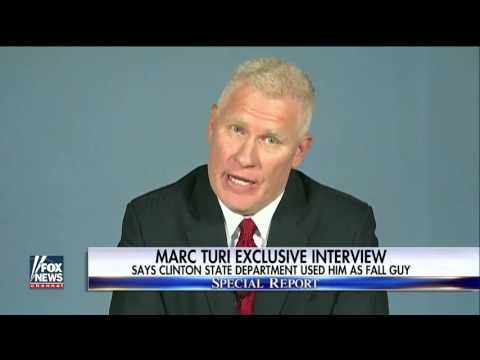MARC TURI INTERVIEW REAL BENGHAZI COVER-UP Full Report
