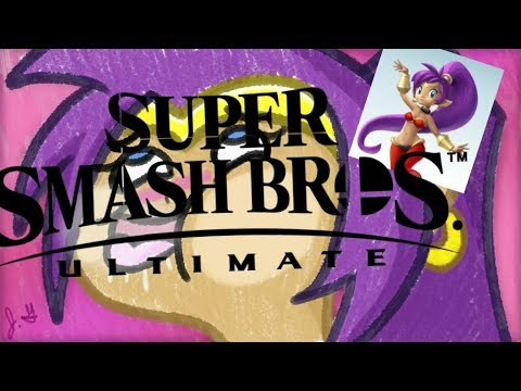 The Case For Shantae in Super Smash Bros. Ultimate