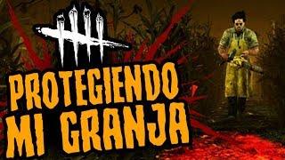 DEAD BY DAYLIGHT - PROTEGIENDO MI GRANJA - GAMEPLAY ESPAÑOL