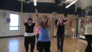 Feel the Rush by Shaggy Zumba
