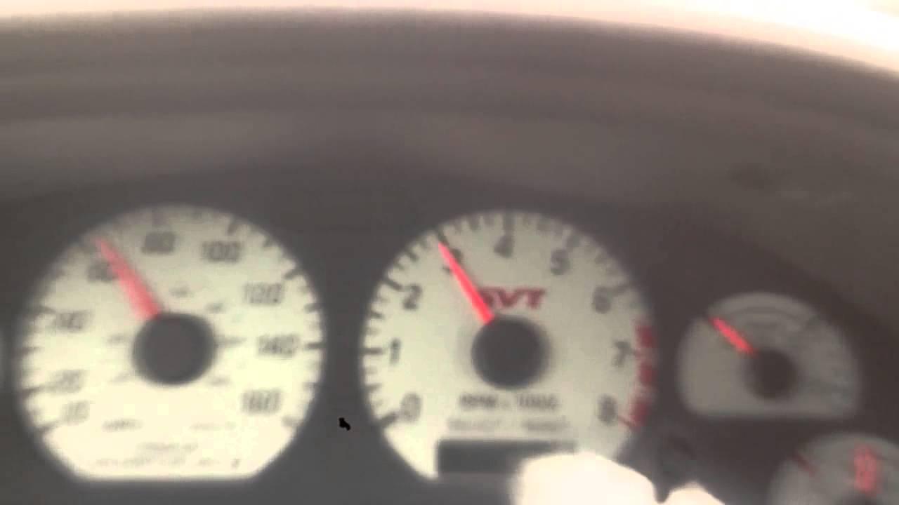 2003 Mustang Cobra 0 60 Mph
