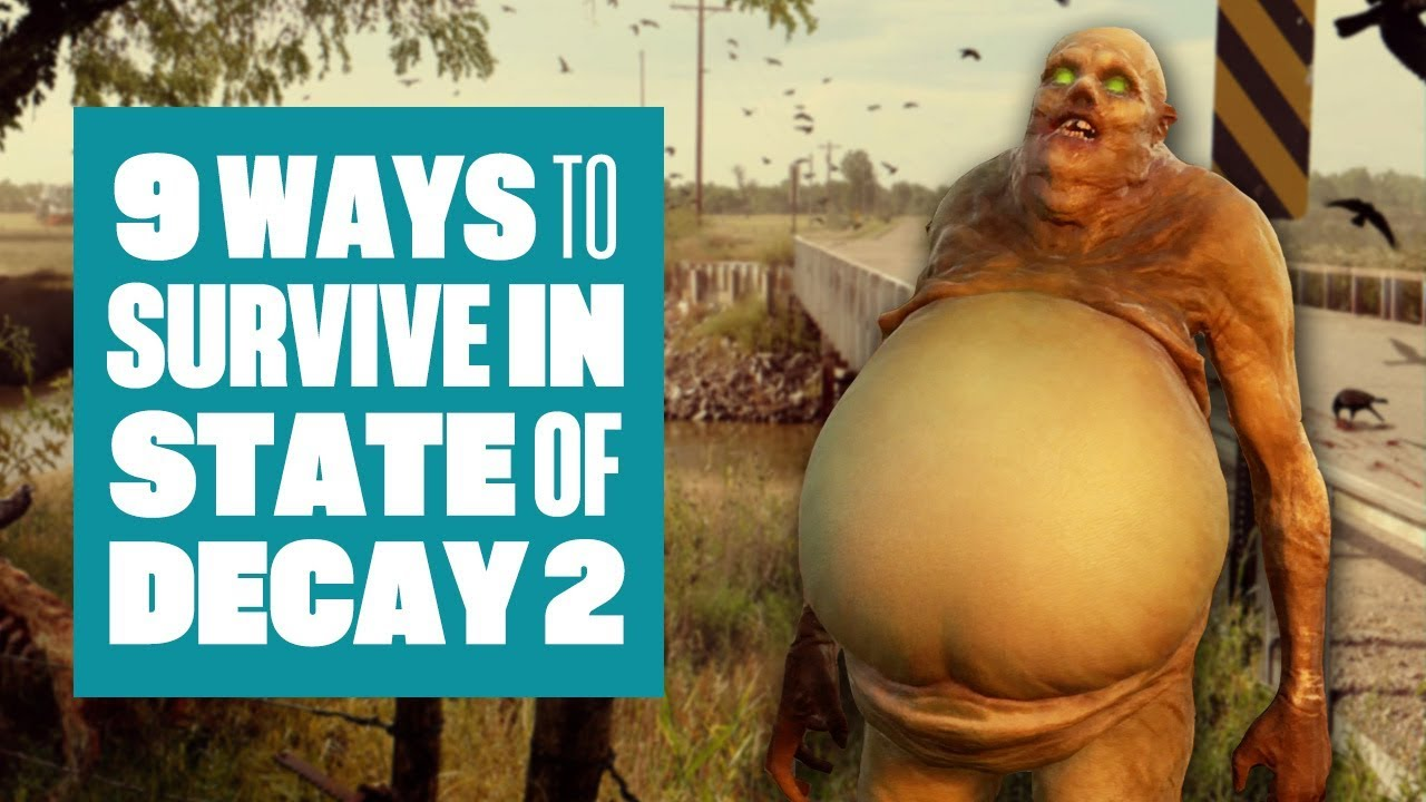 State of Decay 2 is looking a little too overfamiliar