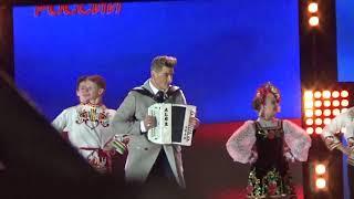 Смотреть видео Алексей ВоробьевМитинг концерт Россия Севастополь Крым онлайн