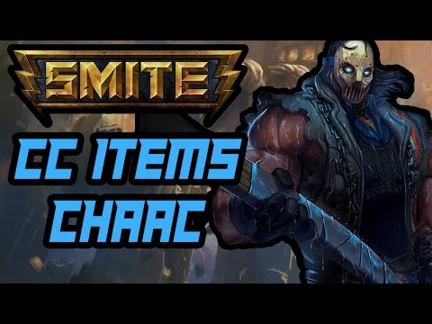 CC BUILD CHAAC - Smite Casual Gameplay