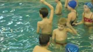 Качественное Обучение Детей Плаванию Тренером