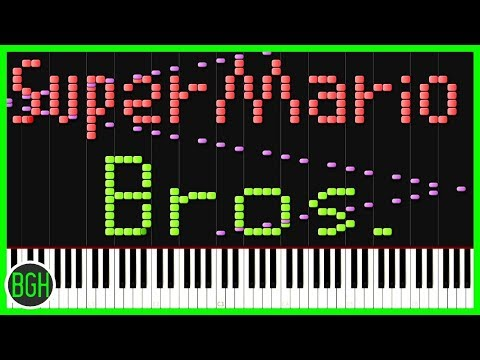 IMPOSSIBLE REMIX - Super Mario Bros. Medley