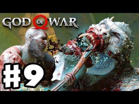 TWO OGRES!? - God of War - Gameplay Walkthrough Part 9 (God of War 4)