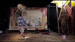 The floating circus - Offbeat Spaces video Thumbnail