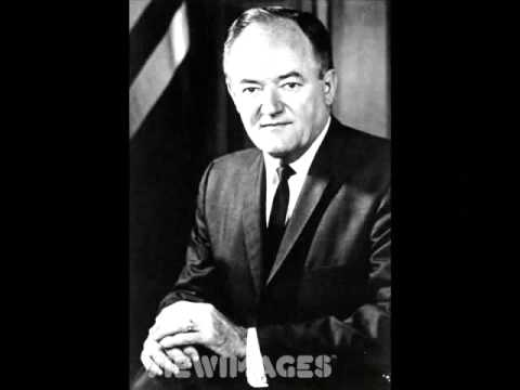 INTERVIEW WITH SENATOR HUBERT HUMPHREY (11/23/63)