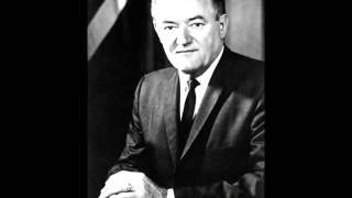 INTERVIEW WITH SENATOR HUBERT HUMPHREY (11/23/63)