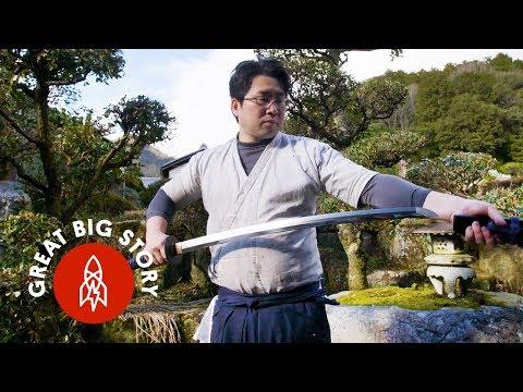 Japan's Master Sword Maker