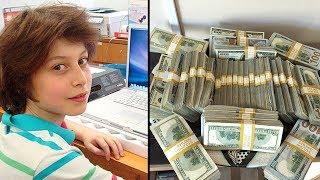 A 13 anni questo bambino ha guadagnato 30 milioni $ per aver fatto una cosa Pazzesca!!
