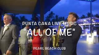 Wedding video Pearl Beach Club, Punta Cana
