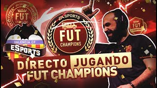 FUT CHAMPIONS NAVIDEÑO | VAMOS A POR EL TOP100 | FIFA 18
