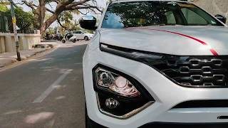 Tata Harrier White XZ | Orcus White | 6 Speed Manual Diesel | NOT a car review