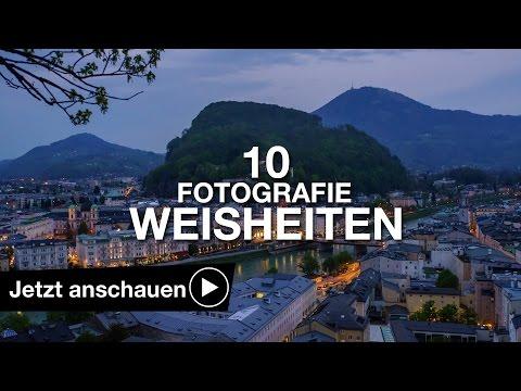10 Fotografie Weisheiten Die Man Kennen Sollte Youtube