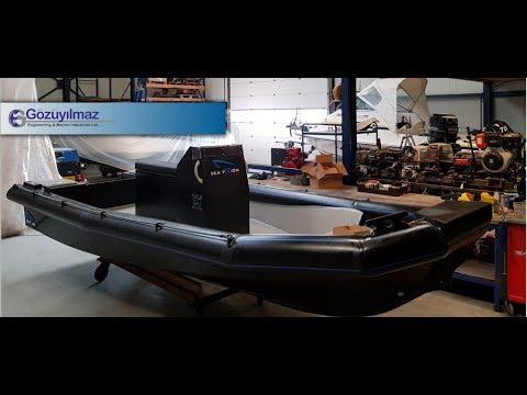 Gözüyılmaz Engineering & Marine Industries Sea vIZion R585