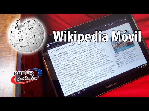 Wikipedia BETA App en Español
