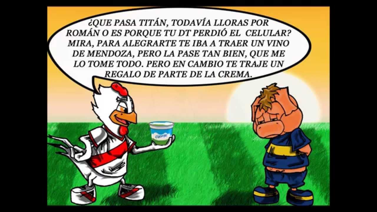 Ftbol Argentino lo mejor del 2014 dibujos 5 grandes  YouTube
