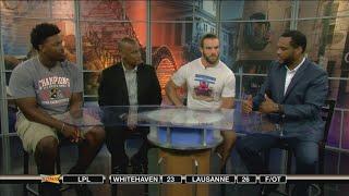 Doc's Interview With James Lancaster, Van Turner, Randall Jackson-Clemons